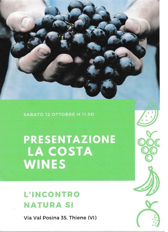 Presentazione La Costa Wines